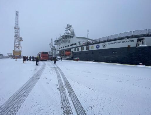 Tverrfaglig forskning i arktisk kulde