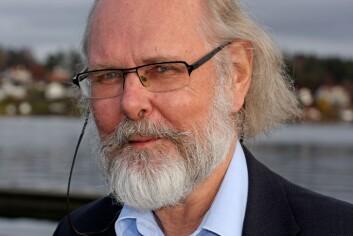 Nils Christian Stenseth. (Foto: Eva C. Simensen)