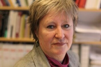 Karin Widerberg. (Foto: Anita Haslie)