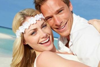 Det heterofile ekteskapet er fremdeles normen for ekte lykke. (Illustrasjonsfoto: www.colourbox.no)