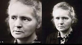 Gamle portretter kommer til live på nifst vis ved hjelp av AI