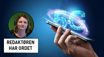 Det er usunt å tro på at mobilstråling og 5G er farlig