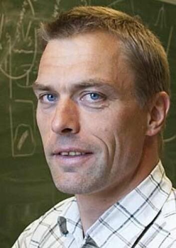 Professor Tore Furevik, Universitetet i Bergen og Senter for klimadynamikk ved Bjerknessenteret i Bergen. (Foto: UiB)