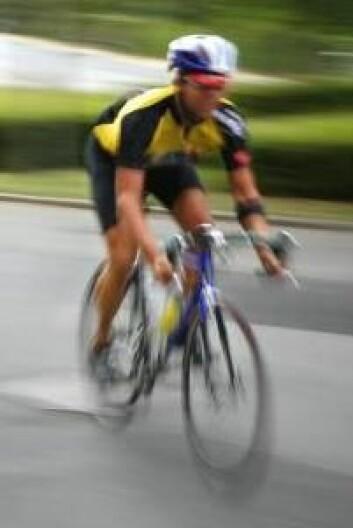 Mange syklister bruker ressurser på å sove i høydehus. Men det ser nå ut til at den effekten skyldes placebo. (Foto: Colourbox)