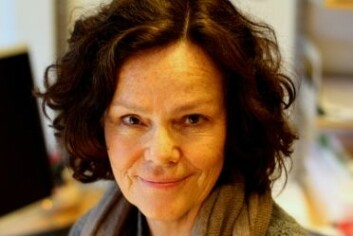 Anne Lise Ellingsæter. (Foto: Anita Haslie)