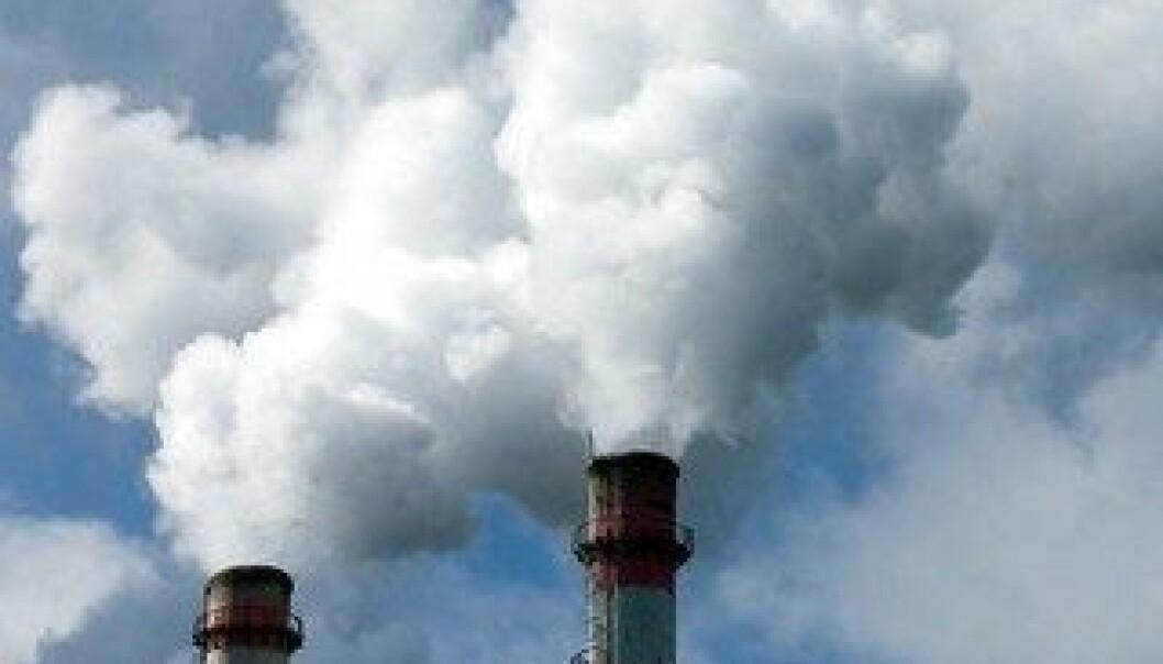 2,5 millioner dør hvert år av luftforurensing
