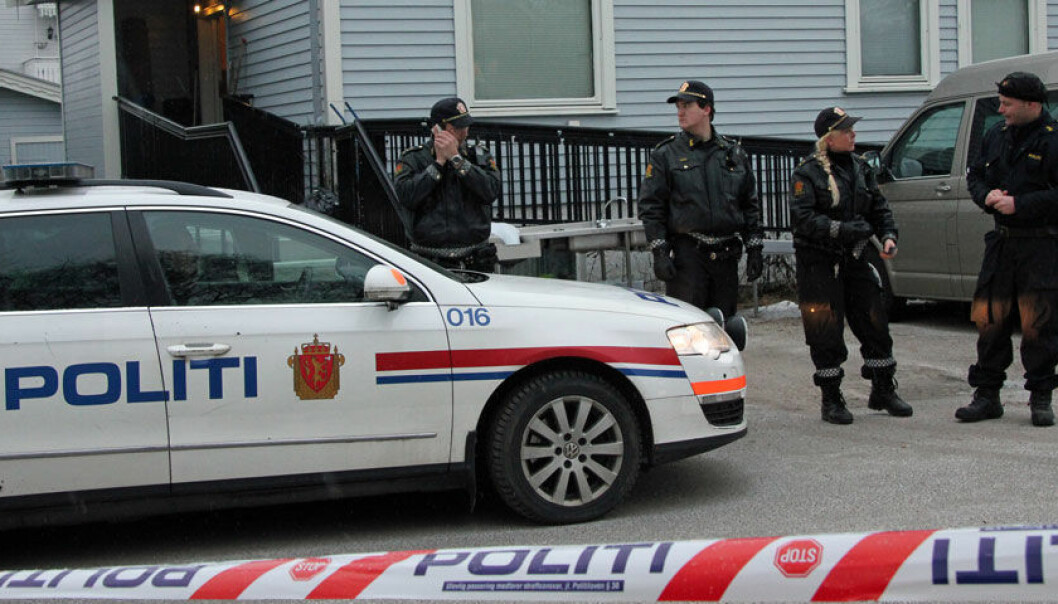 Teresa De Jesus Gonzalez Palacios ble drept i Søren Klæboes vei i Fredrikstad. Hennes 50 år gamle eks-samboer ble siktet for drapet. Jarle Brenna/VG/NTB-scanpix