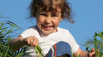 Nett-TV: Har barn sluttet å leke?