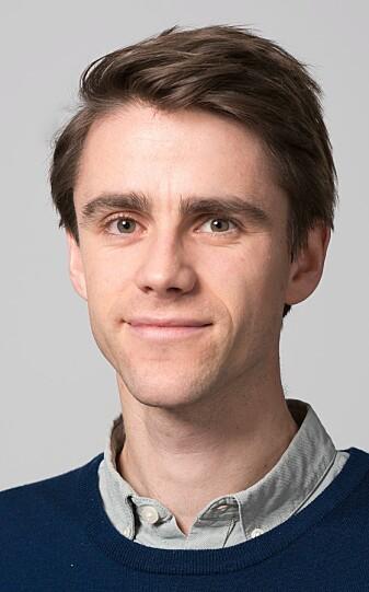 Erik Bjørnson Lunke er forsker ved TØI