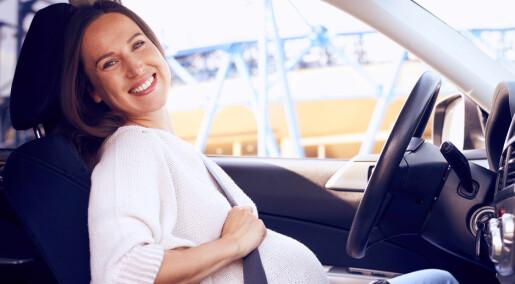 Graviditet kan gi kvinnehjernen ekstra beskyttelse