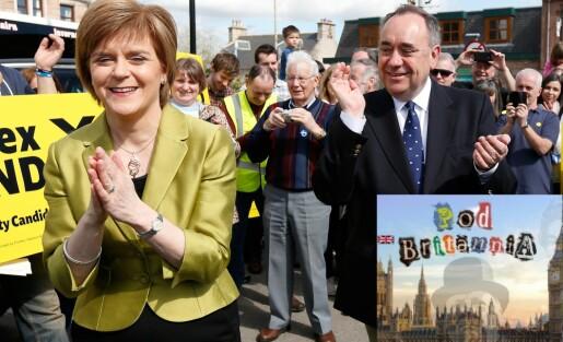 Bitter strid i det skotske nasjonalistpartiet