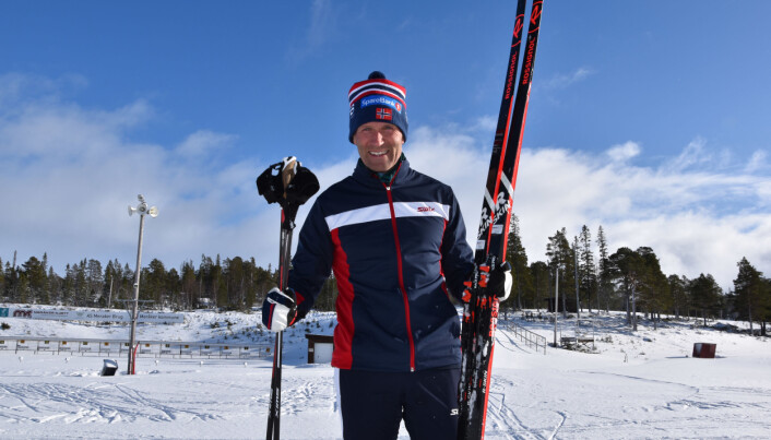 – Jeg har aldri sett så spesifikke treningsprogram før, sier Per Øyvind Torvik.