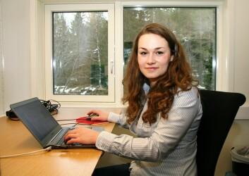 Ann Magdalen Hegge. (Foto: NTNU/Gemini)