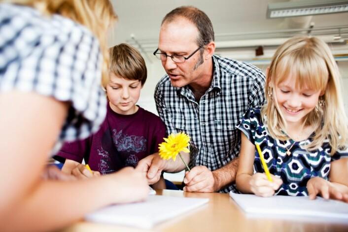 Lærere diskuterer for sjelden etiske dilemmaer med andre kolleger, mener forsker. (Foto: Scanpix, Adam Haglund)