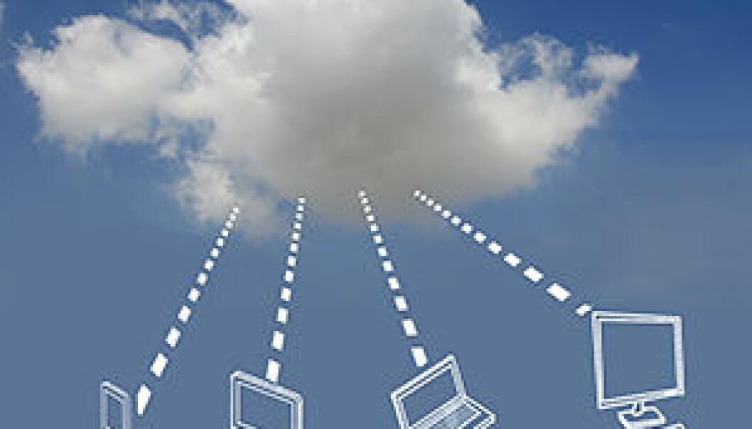 Å finne løsninger som ivaretar sensitive opplysninger i skyen blir svært viktig i tiden som kommer. Colourbox