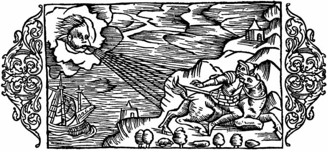 – Olaus ville nok advare folk i sør mot å gå til angrep på folk i nord, for da ville det gå dem galt, sier bibliotekar Ivar Stokkeland.