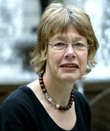 Anne Hellum er professor ved Institutt for offentlig rett ved Det juridiske fakultet, UiO. (Foto: UiO)