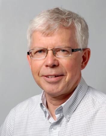 Professor Rune Blomhoff. (Foto: Gunnar F. Lothe/UiO)