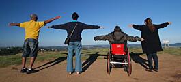 Folk med nedsatt funksjonsevne har blitt glemt av klimaforskerne