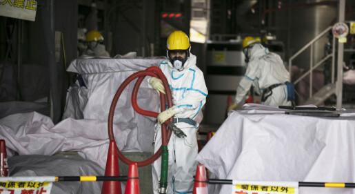 Usikker framtid for Japans atomkraftverk