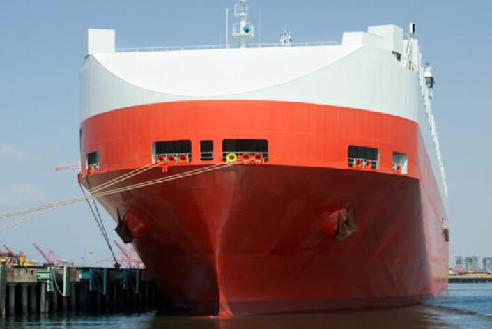 Hva slags skip bør rederiene investere i? (Foto: Shutterstock)