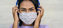 Munnbind er ikke farlig for barn, viser studie