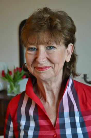 Cecilia Bjørkelund er professor i medisin ved Universitetet i Gøteborg. (Foto: UiG)