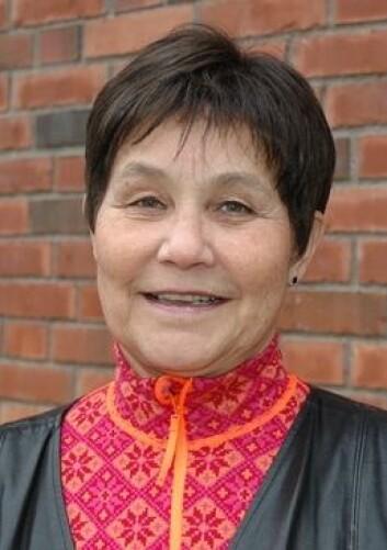 Førsteamanuensis Frøydis Oma Ohnstad forsker på lærerne etiske valg. (Foto: Kari Aamli)