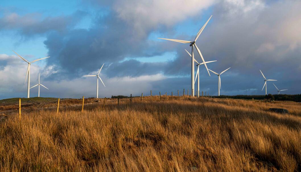 Stortinget har bestemt at framtidige arealavklaringer til vindkraftverk skal bestemmes av kommunene etter plan– og bygningsloven.