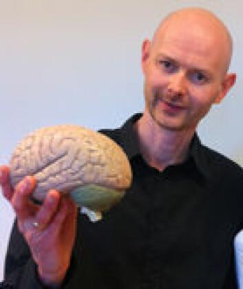 Johannes Gjerstad, professor og forsker ved Statens arbeidsmiljøinstitutt (STAMI). (Foto: Elin Fugelsnes)