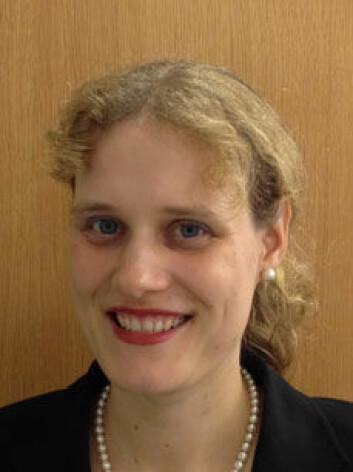 Silke Kern er spesialist og lege i nevrologi og psykiatri ved Sahlgrenska universitetssykehus i Gøteborg. (Foto: Gøteborgs universitet)