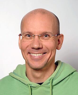 Professor Jukka Corander.