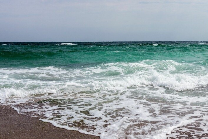 Ein ny klimastudie viser at temperaturauken i havet aldri har gått raskare dei site 10.000 åra. (Foto: Colourbox)