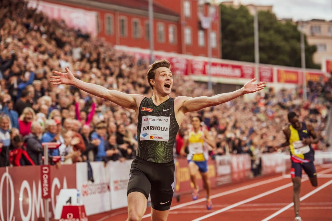 Speaking about his success in the sports arena, hurdler ace Karsten Warholm says that he has