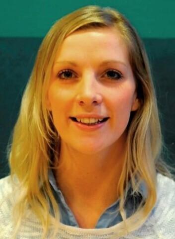 Mona Halvorsen. (Foto: Hallvard Lyssand/NHH)