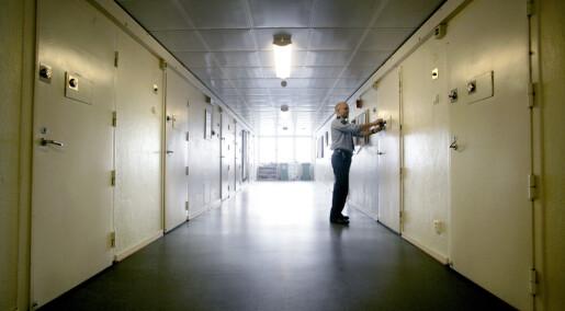 Psykisk syke lovbrytere: Noen havner i fengsel, mens andre slipper straff