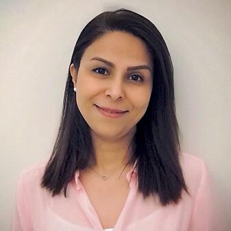 – Bakteriene bruker LPMO-enzymene til å beskytte seg selv mot menneskets immunsystem, sier Fatemeh Askarian.
