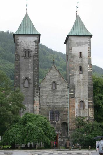 Mariakirken i Bergen. (Foto: Morten Dreier/Wikimedia Commons)
