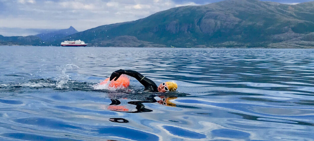 Å lære svømming utendørs kan hindre drukning