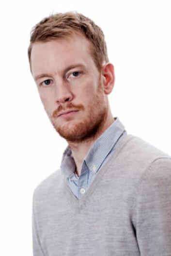 Magnus Strandmyr Eide. (Foto: DNV)