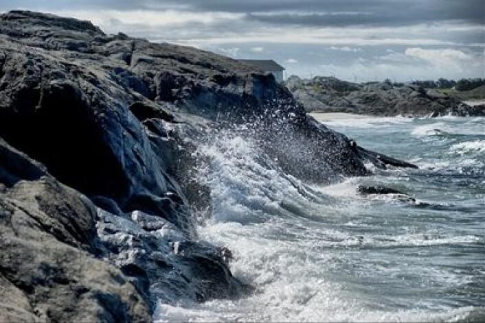 Nye GPS-data om Norges bevegelser gir mer presise havnivåprognoser. (Foto: Arnfinn Lie)