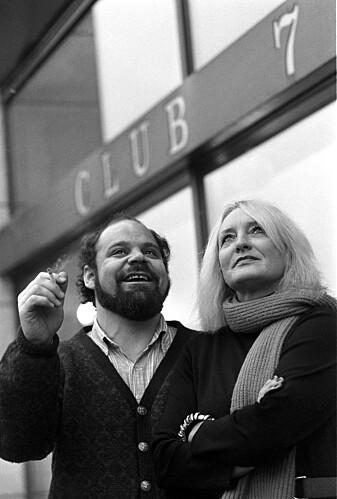 Utestedet Club 7 var møtested på 1960-tallet for unge som ville endre samfunnet. Og endringene fikk følger for talespråket. Attila Horvath og Sossen Krohg jobbet på Club 7.