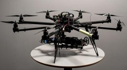 Nett-TV: Med droner på oljejakt