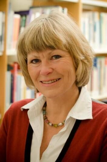 – Støtte fra familie og venner er viktig, sier psykolog Siri Thoresen ved Nasjonalt kunnskapssenter om vold og traumatisk stress. (Foto: NKVTS)