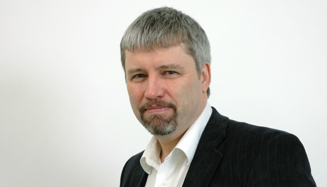 """Geir Anton Johansen (Foto: UiB)"""