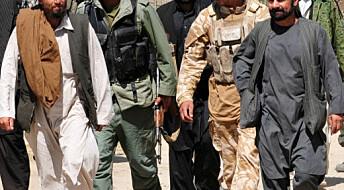 Taliban kan på ny få en rolle i afghansk politikk