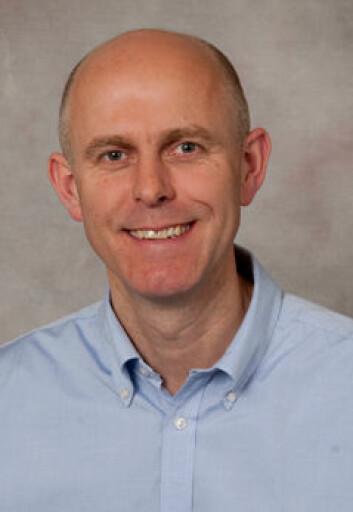 Bjørn E. Asbjørnslett. (Foto: NTNU)