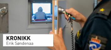 Blir ikke oppdaget: Over ti prosent av norske fanger er utviklingshemmede