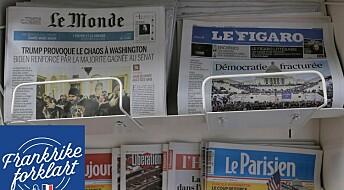 Hvor fri er fransk presse?