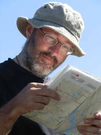 John D. C. Linnell har studert jaktatferden til ulven, gaupen og mennesket. (Foto: Scandlynx)